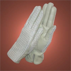FINISHING TOUCH ADULT TURNOUT GLOVE-apparel - rider-Spurs
