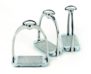 STIRRUP IRON CLASSIC (fixed)-stirrup irons-Spurs