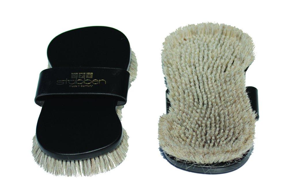 STUBBEN BODY BRUSH 5205 LBK STUBBEN : Grooming Brushes