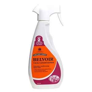 CARR DAY BELVOIR TACK COND SPRAY STEP 2-leather care-Spurs
