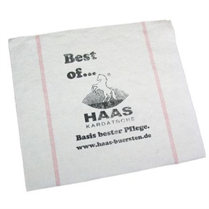 HAAS CLEANING CLOTH-show preperation-Spurs