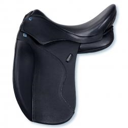 STUBBEN EUPHORIA DRESSAGE SADDLE BIOMEX DLX LEATHER-dressage-Spurs