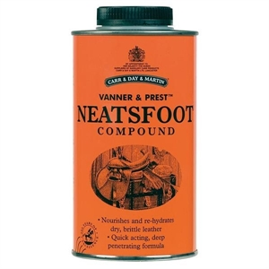 VANNER & PREST NEATSFOOT COMPOUND-leather care-Spurs