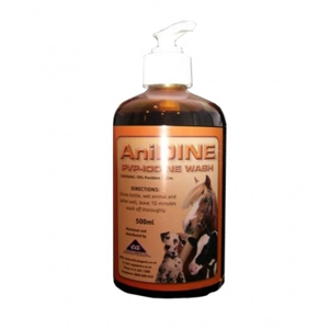 ANIDINE PVP WASH-veterinary-Spurs