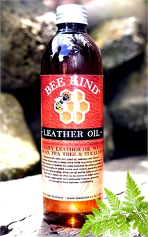 BEE KIND LEATHER OIL-leather care-Spurs
