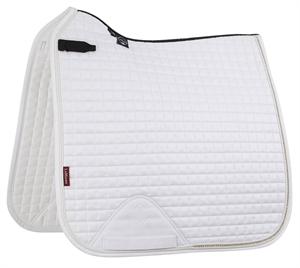LE MIEUX DRESSAGE GLINT SADDLE BLANKET-saddle cloths-Spurs
