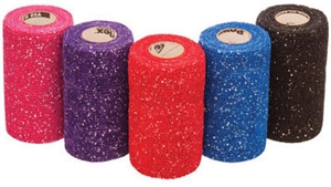 SHOOF BANDAGE GLITTER COHESIVE