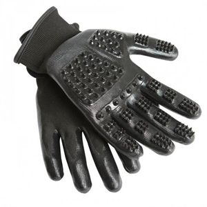 HANDS ON GROOMING GLOVE-show preperation-Spurs