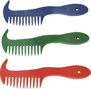 51170 MAHNENKAMM BUNT Mane comb withhook-grooming-Spurs