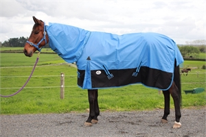 DARBY SYNTHETIC NO FILL RAIN COVER-covers & rugs-Spurs