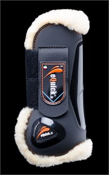 eQUICK eLIGHT NO KILL FRONT BOOT-apparel - horse-Spurs