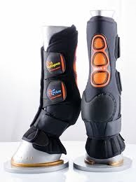 EQUICK AERO MAGNETO REAR STABLE BOOT-wholesale brands-Spurs