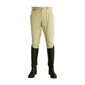 CAVALINO MENS PLEATED BREECHES-mens-Spurs