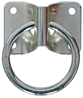 BLUE TAG RING/MOUNT PLATE-stable accessories-Spurs