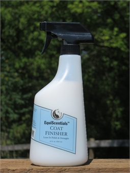 EQUISCENTIALS COAT FINISHER-coat care-Spurs