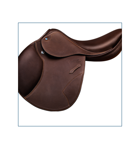 STUBBEN VIRGINIA DELUXE JUMP SADDLE