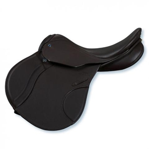 STUBBEN GENESIS CS DLX JUMPING SADDLE-saddles-Spurs