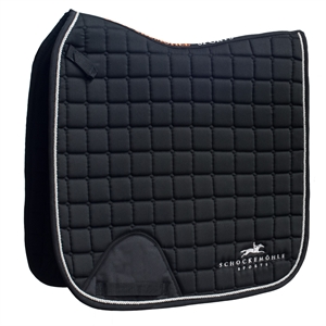 SCHOCKEMOHLE POWER SADDLE PAD-saddles & accessories-Spurs