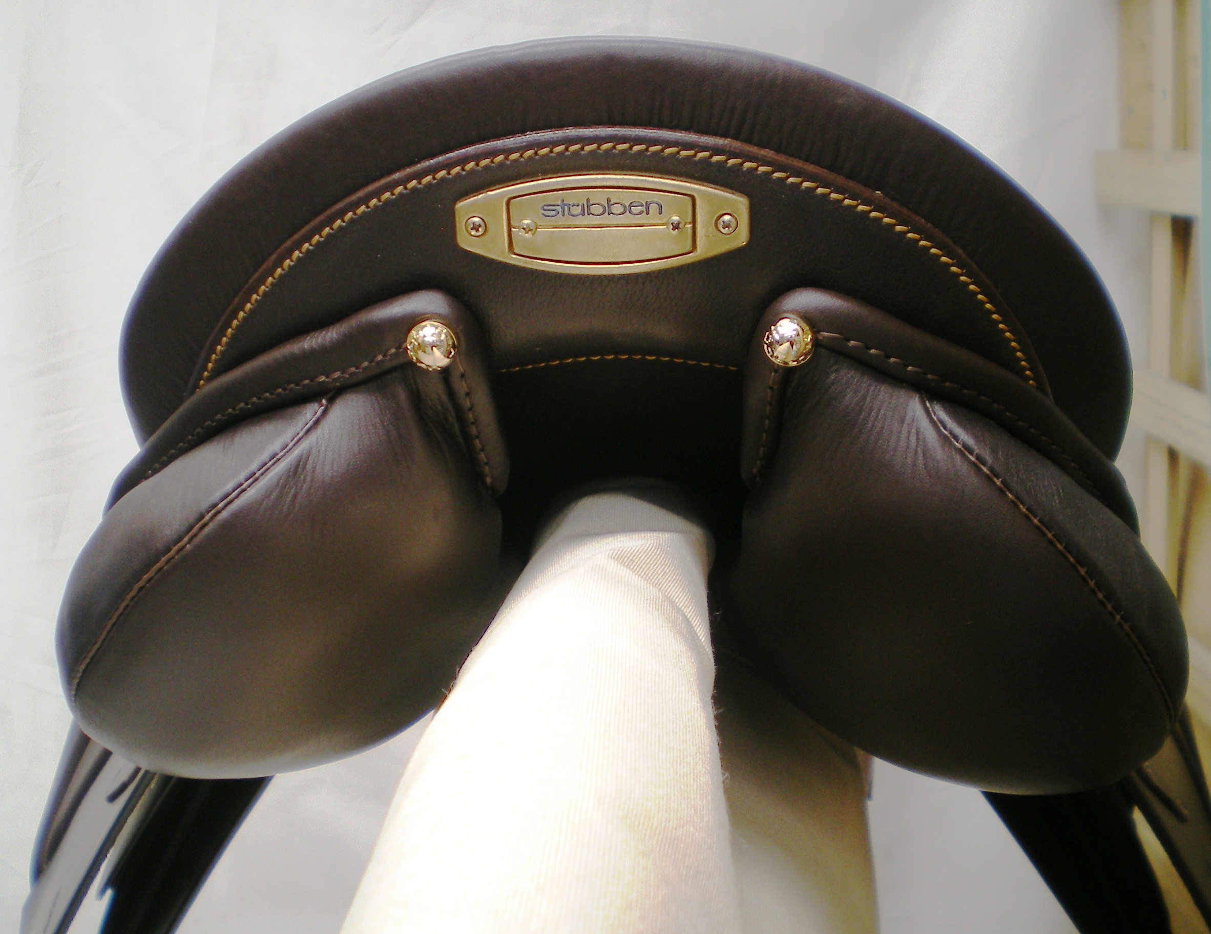 STUBBEN JUVENTUS DRESSAGE SADDLE - STUBBEN : Saddles