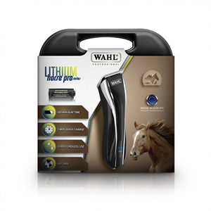 WAHL LITHIUM HORSE PRO TRIMMER-grooming-Spurs