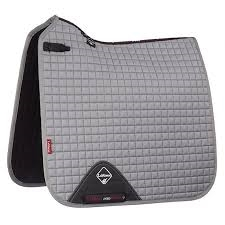 LE MIEUX DRESSAGE COTTON SQUARE SADDLE CLOTH-saddles & accessories-Spurs