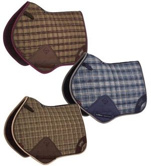 LE MIEUX HERITAGE CC JUMP SADDLE CLOTH-saddles & accessories-Spurs