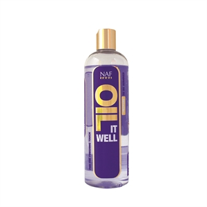 NAF OIL IT WELL-grooming-Spurs