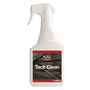 NAF SYNTHETIC TACK CLEANER SPRAY-grooming-Spurs