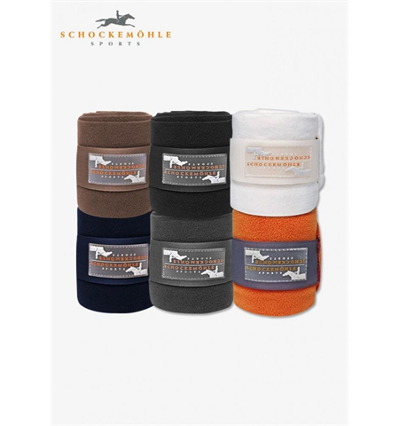 SCHOCKEMOHLE BANDAGES SET OF 4