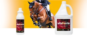 NAF VITAFERRIN-feed & supplements-Spurs