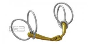 NEUE SCHULE RIDE AND DRIVE 16MM-bridles & bits-Spurs