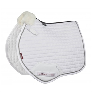 LM JUNIOR PRO JUMP SADDLE CLOTH -saddles & accessories-Spurs