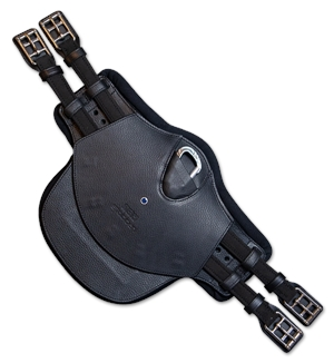 STUBBEN EQUISOFT SHORT STUD GUARD GIRTH-saddles & accessories-Spurs