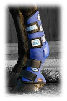 VEREDUS 4 HOUR STABLE MAG BOOT REAR-stable & travel-Spurs