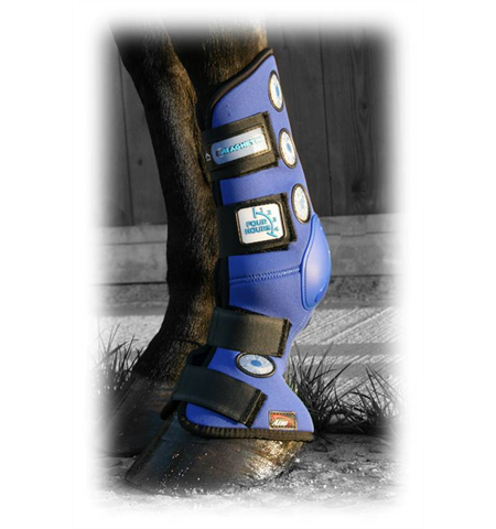 VEREDUS 4 HOUR STABLE MAG BOOT REAR